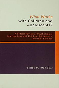 What Works with Children and Adolescents  PDF