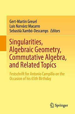 Singularities  Algebraic Geometry  Commutative Algebra  and Related Topics