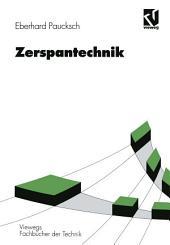 Zerspantechnik: Ausgabe 11
