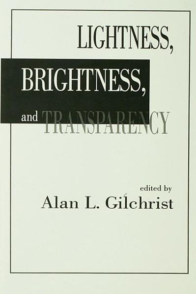 Download Lightness  Brightness and Transparency Book