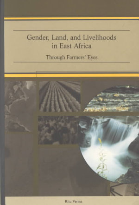 Gender  Land and Livelihoods in East Africa PDF