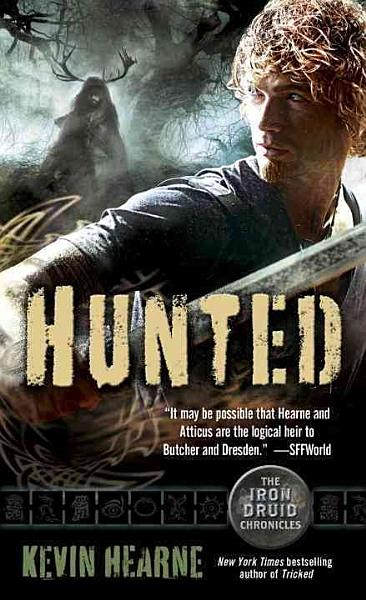 Download Hunted Book