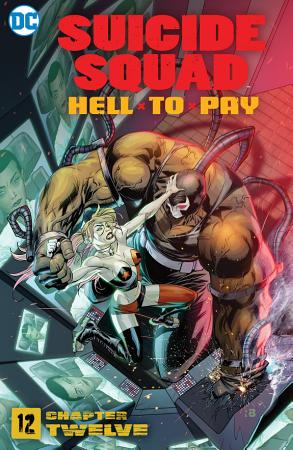 Suicide Squad  Hell to Pay  2018    12 PDF