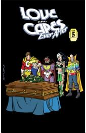 Love & Capes Volume 3 #5