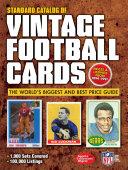 Standard Catalog of Vintage Football Cards PDF