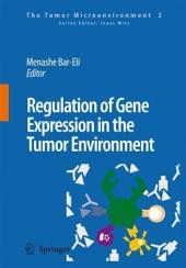 Regulation of Gene Expression in the Tumor Environment: Regulation of melanoma progression by the microenvironment: the roles of PAR-1 and PAFR