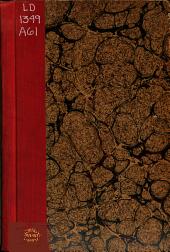Cornell University Announcements: Volume 4, Issue 3