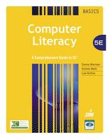 Computer Literacy BASICS  A Comprehensive Guide to IC3 PDF
