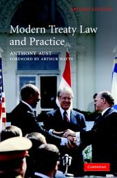 Modern Treaty Law and Practice: Edition 2