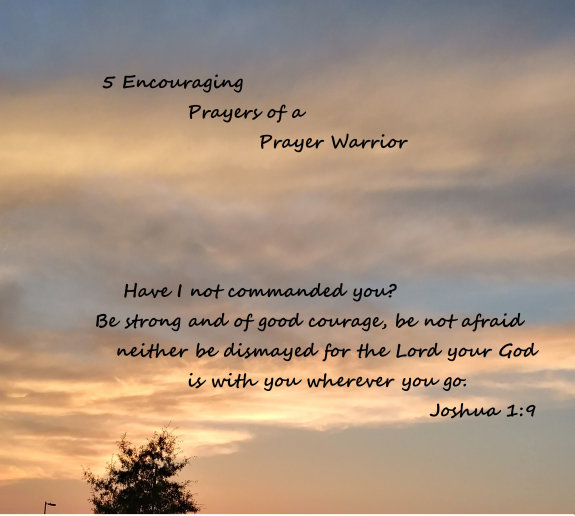 Book Of Prayers And Encouragement