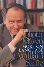 Quoth the Maven