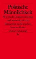 Politische M  nnlichkeit PDF