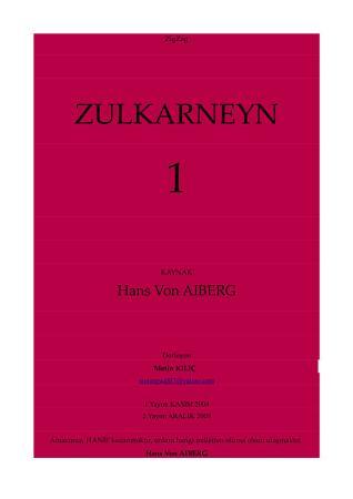 ZigZag Zulkarneyn 01 PDF
