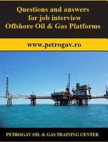 Questions and answers for job interview Offshore Oil   Gas Platforms PDF