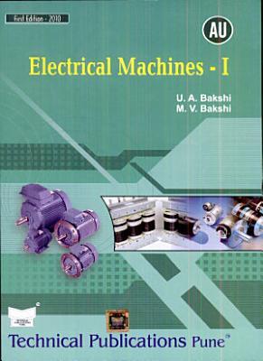 Electrical Machines I PDF