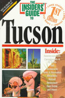 Download The Insiders  Guide to Tucson Book