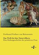 Das Weib bei den Naturv  lkern PDF