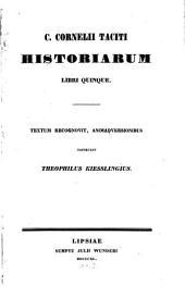 Historiarum Libri quinque