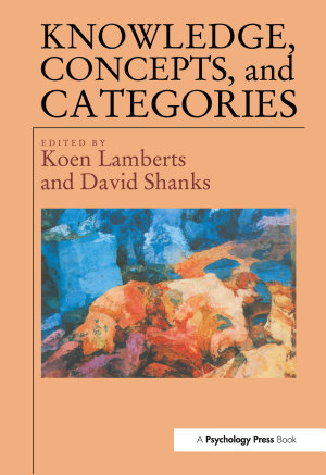 Knowledge Concepts and Categories