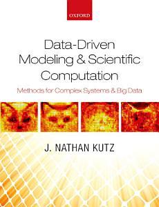 Data Driven Modeling   Scientific Computation