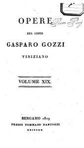 Opere: Volumi 19-20