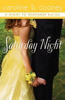 Saturday Night PDF