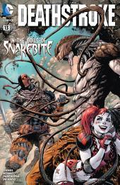 Deathstroke (2014-) #13