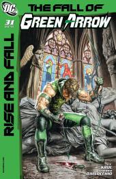Green Arrow and Black Canary (2007-) #31