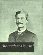 The Student's Journal