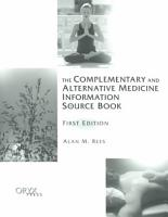 The Complementary and Alternative Medicine Information Source Book PDF