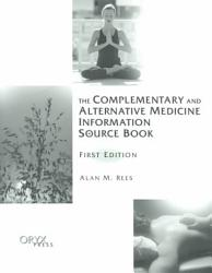 The Complementary And Alternative Medicine Information Source Book Book PDF