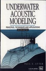 Underwater Acoustic Modeling