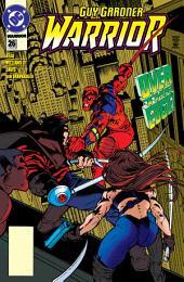 Guy Gardner: Warrior (1992-) #26