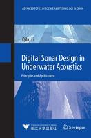 Digital Sonar Design in Underwater Acoustics PDF