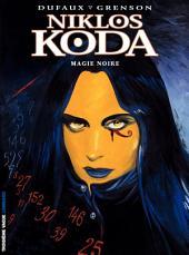 Niklos Koda – tome 6 - Magie noire