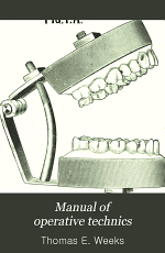 Manual of Operative Technics PDF