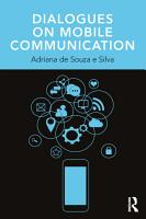 Dialogues on Mobile Communication PDF