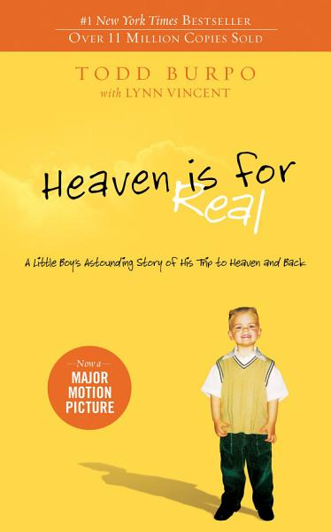 Download Heaven is for Real Deluxe Edition Book
