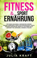Fitness and Sport Ern  hrung PDF