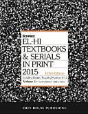 El Hi Textbooks   Serials in Print Set PDF