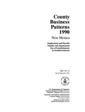 County Business Patterns, New Mexico