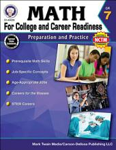 Math for College and Career Readiness, Grade 7: Preparation and Practice