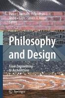 Philosophy and Design PDF