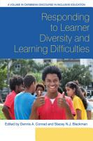 Responding to Learner Diversity and Learning Difficulties PDF