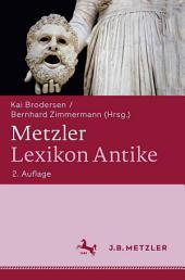 Metzler Lexikon Antike: Ausgabe 2