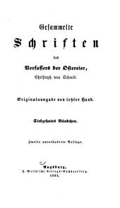 Gesammelte Schriften des Verfassers der Ostereier: Bände 17-18