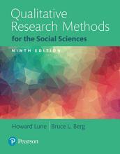 Qualitative Research Methods for the Social Sciences PDF