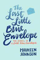 The Last Little Blue Envelope PDF