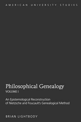 Philosophical Genealogy PDF