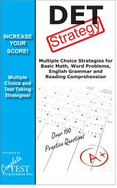 DET Test Strategy: Winning Multiple Choice Strategies for the Diagnostic Entrance Test